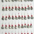 Мормышки литые в наборах (гальваника)